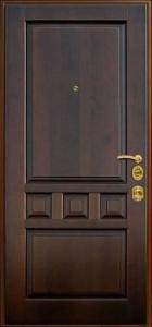 Дверь с МДФ модель 116