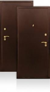 Дверь с порошковым напылением модель 52