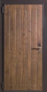 Дверь с МДФ модель 76