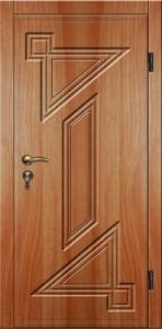 Дверь с МДФ модель 118