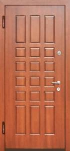 Дверь с МДФ модель 77