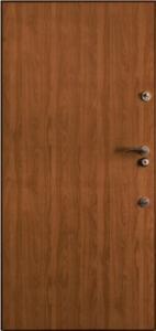 Дверь с ламинатом модель 40