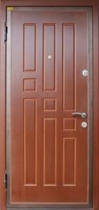 Дверь с МДФ модель 78