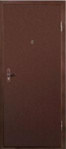 Дверь с порошковым напылением модель 53