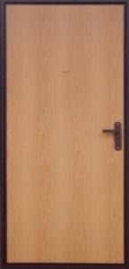Дверь с ламинатом модель 6