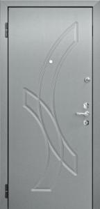 Дверь с МДФ модель 82