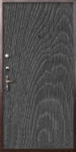 Дверь с ламинатом модель 43