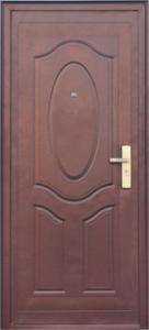 Дверь с МДФ модель 1