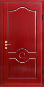 Дверь с МДФ модель 38