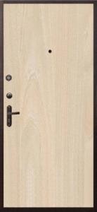 Дверь с ламинатом модель 45
