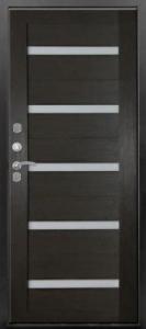 Дверь с ламинатом модель 46