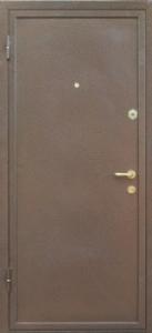 Дверь с порошковым напылением модель 12