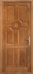 Дверь с МДФ модель 15