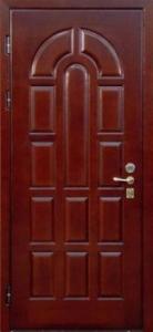 Дверь с МДФ модель 42