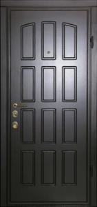 Дверь с МДФ модель 39
