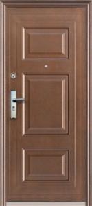 Дверь с МДФ модель 3
