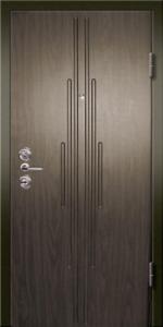 Дверь с МДФ модель 40