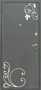 Дверь с порошковым напылением модель 43