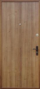 Дверь с ламинатом модель 27