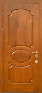 Дверь с МДФ модель 18
