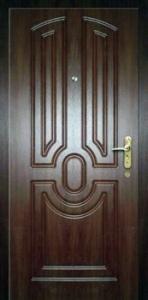 Дверь с МДФ модель 45