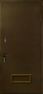 Дверь с порошковым напылением модель 26