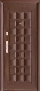 Дверь с МДФ модель 5