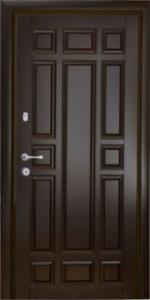 Дверь с МДФ модель 47