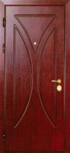 Дверь с МДФ модель 43