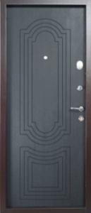Дверь с МДФ модель 90