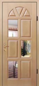 Дверь с МДФ модель 102