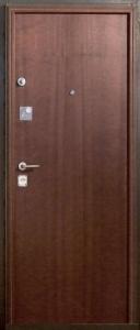 Дверь с ламинатом модель 16