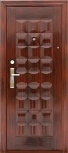 Дверь с МДФ модель 6