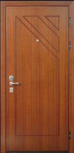Дверь с МДФ модель 20