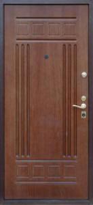 Дверь с МДФ модель 46