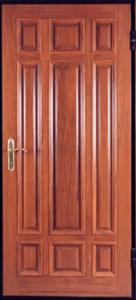 Дверь с МДФ модель 103