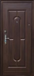 Дверь с МДФ модель 7
