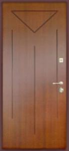 Дверь с МДФ модель 23