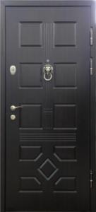 Дверь с МДФ модель 110