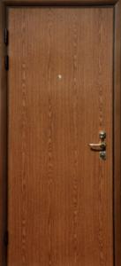 Дверь с ламинатом модель 1