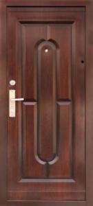 Дверь с МДФ модель 8