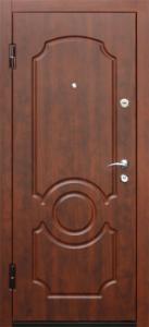 Дверь с МДФ модель 53