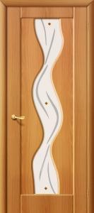 Дверь с ПВХ-пленкой Вираж Плюс ПО