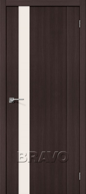 Дверь с эко шпоном Порта-11 ПО