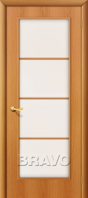 Ламинированная дверь 10С