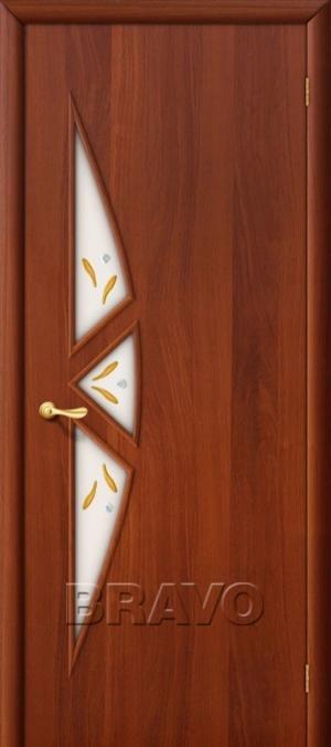 Ламинированная дверь 15Ф