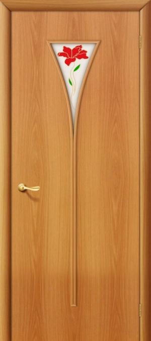 Ламинированная дверь 3П
