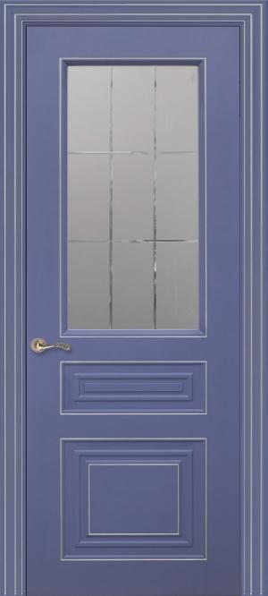 Дверь Арлетт Остекленная