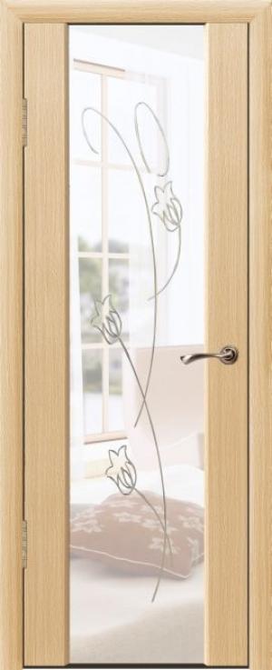 Дверь шпонированная Люкс 7