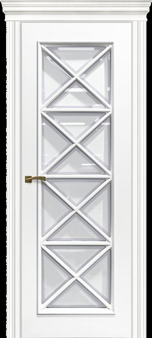 Дверь Прато Остекленная